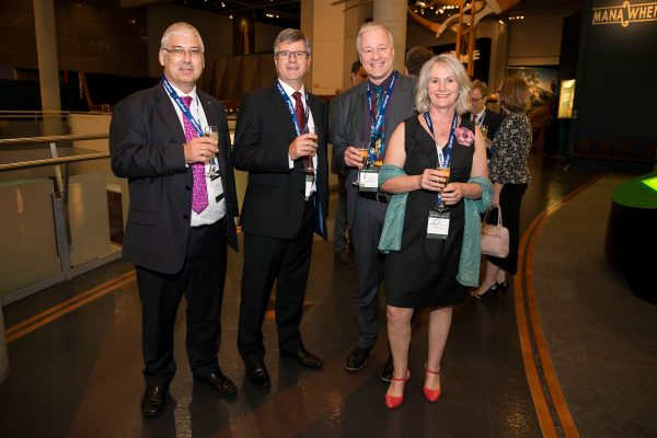 iSANZ Awards Night, Te Papa, Wellington, Tuesday, 13 November 2018.