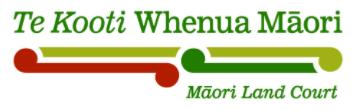Maori Land Court Logo